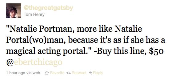 Tom Henry :: @thegreatgatsby
