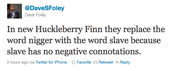 Dave Foley :: @DaveSFoley