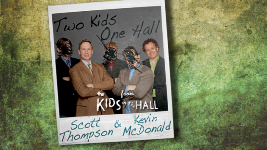 two kids one hall